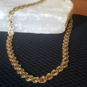 Eterna Gold 14k necklace